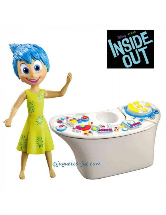 Inside Out Consola Emociones Alegria 796714611129
