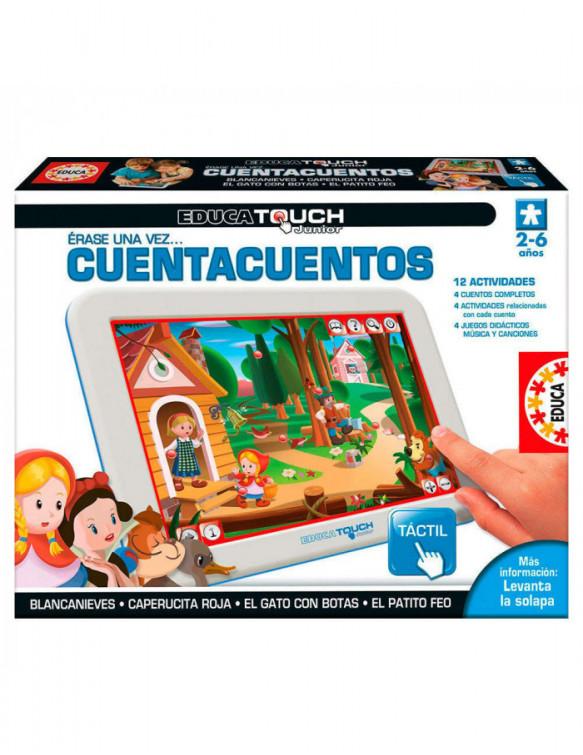 Educa Touch Cuenta Cuentos 8412668157460