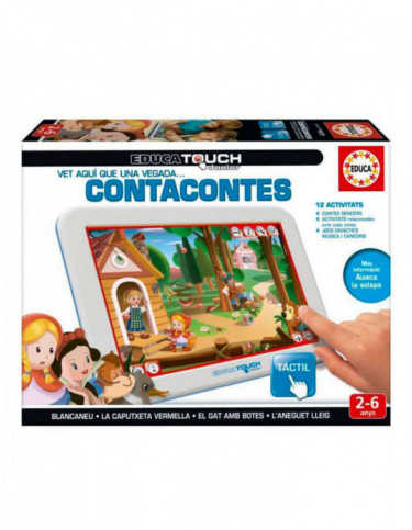 Educa Touch Conta Contes (Versión Catalán)