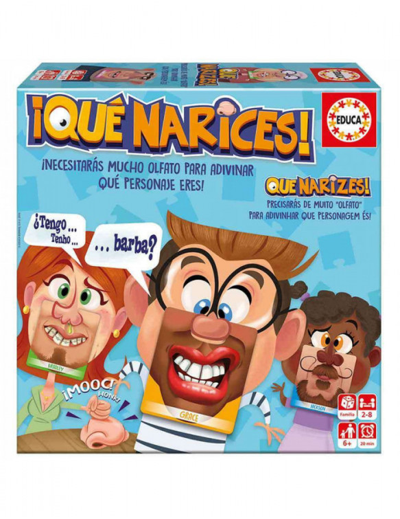 Qué Narices 8412668169883
