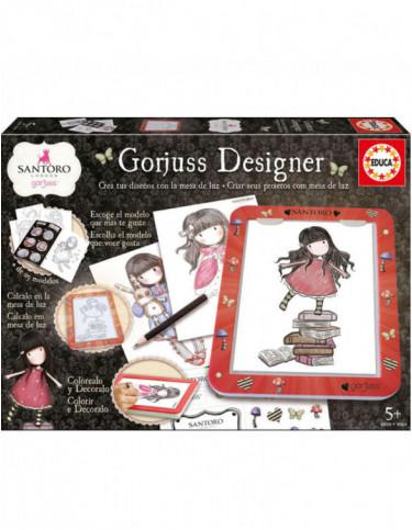 Gorjuss Mesa de Diseño