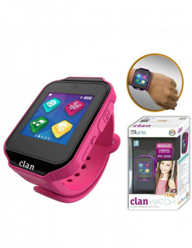 Reloj Clan Watch Rosa