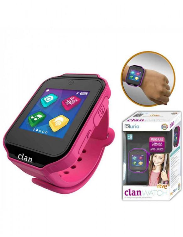 Reloj Clan Watch Rosa 8436535761093