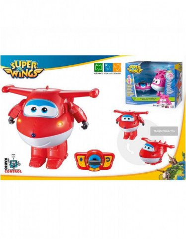 Superwings Jet Transformable R7C 8412842439641