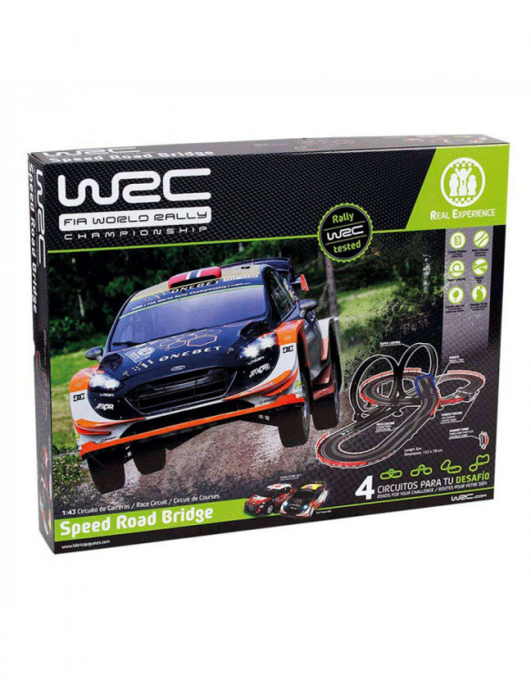 WRC Speed Rpad Bridge Circuito 8410788910026