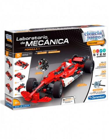 Laboratorio de Mecánica Fórmula 1