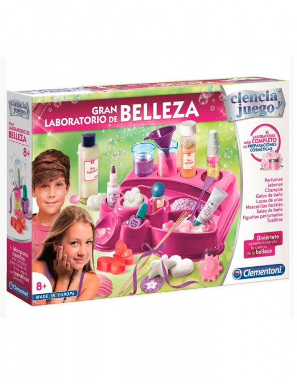 El Gran Laboratorio de Belleza 8005125552375