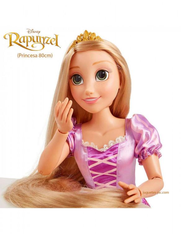 Rapunzel Princesa 80 cm 39897617732