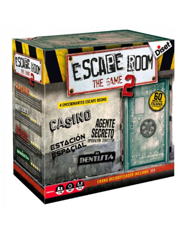 Escape Room New 8410446623268