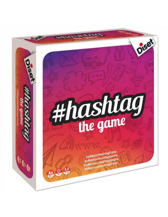 Hashtags 8410446623275