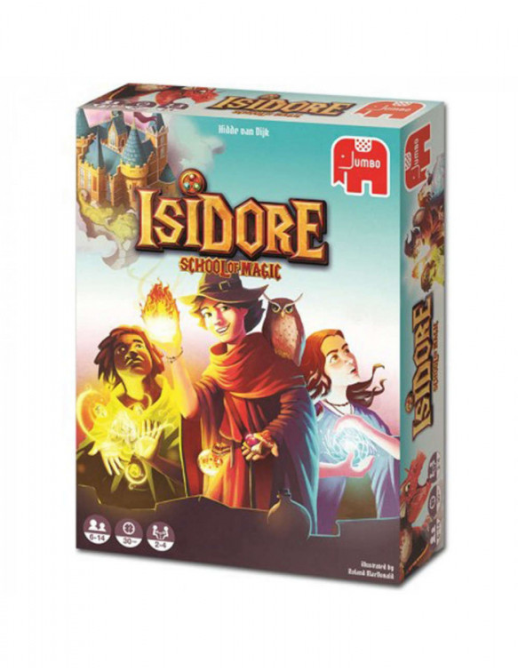 Isidore School of Magic 8410446624012