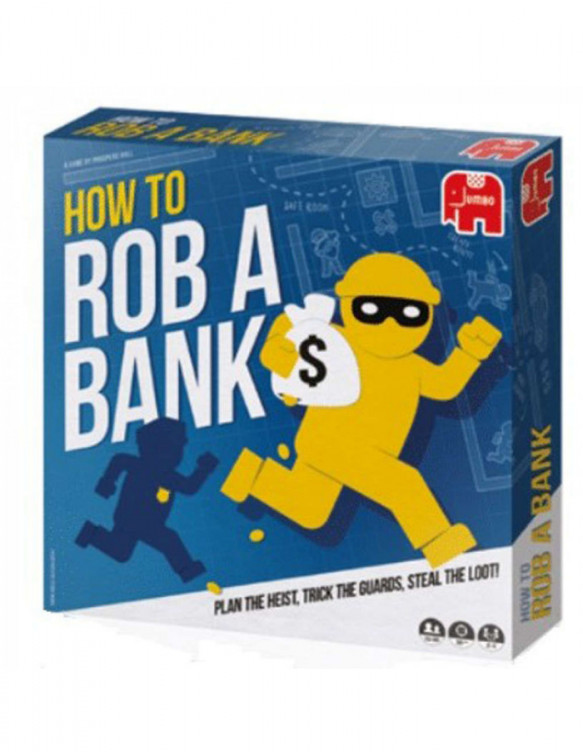 How to Rob Of Bank 8410446624029