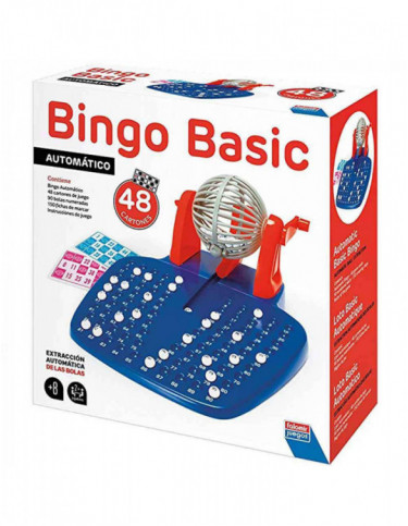 Bingo con Bombo