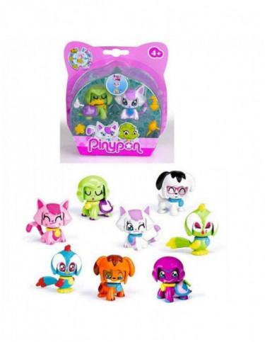 Pinypon Mascotas Pack 2