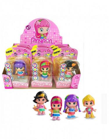 Pinypon Serie 7 figuras 8410779030542