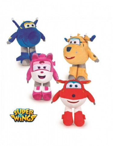 Super Wings Peluches 8410779046178