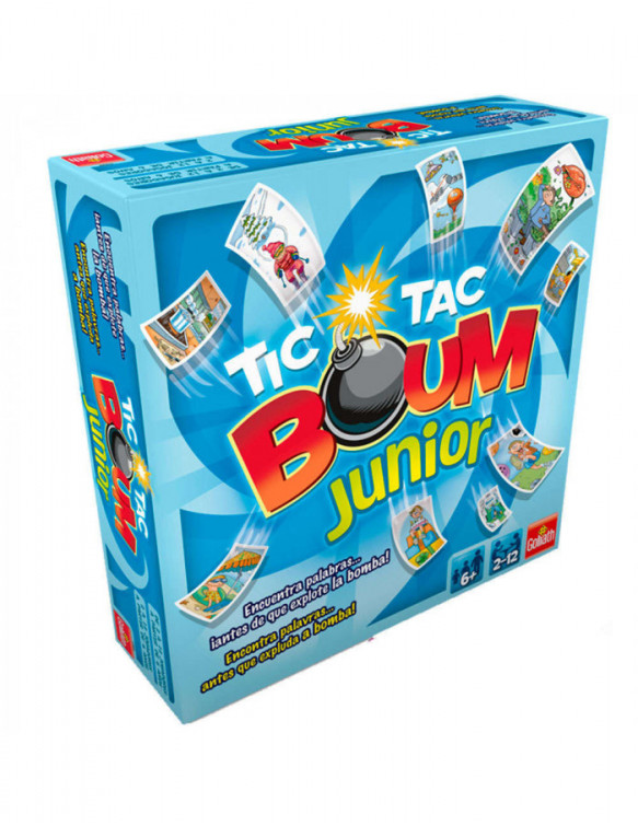 Tic Tac Boum Junior 8711808705081