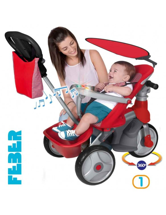 Triciclo Baby Trike Easy Evolution 8410779594730