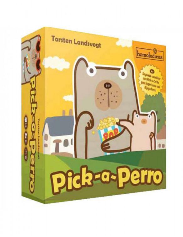 Pick a Perro Juego de Cartas 8436017226560