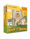 Pick a Perro Juego de Cartas