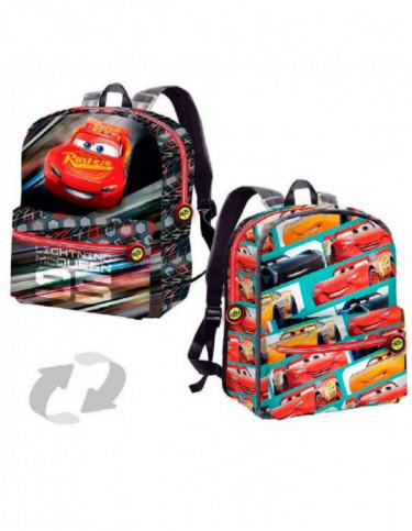 Cars 3 Mochila reversible. 8435376370839