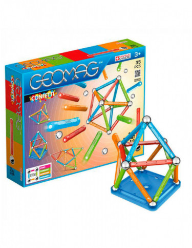 Geomag Confetti 35 Piezas 871772003519