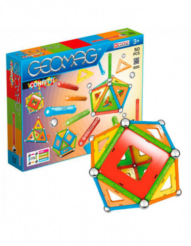 Geomag Confetti 50 Piezas 871772003519