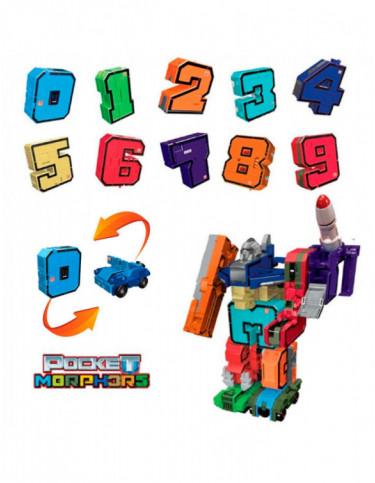 Números Pocket Morphors 8886457668886