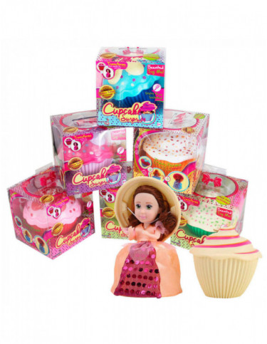 Muñecas Cupcake Surprise 8886457610885