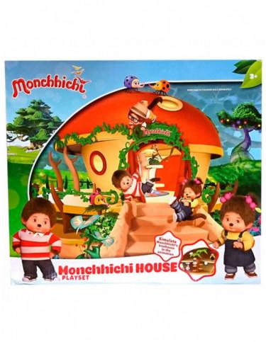 Monchhichi Casa 4891813815143