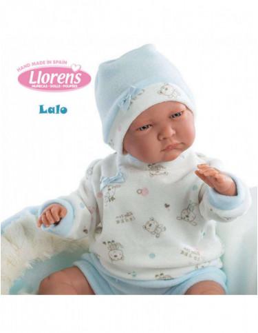 Lalo Llorón Saquito Celeste 8426265740475