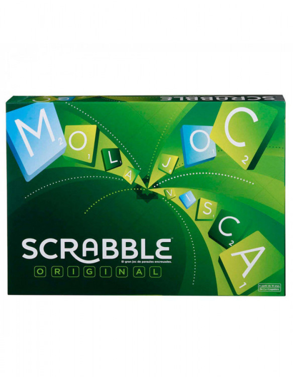 Scrabble Original Catalán 746775260712