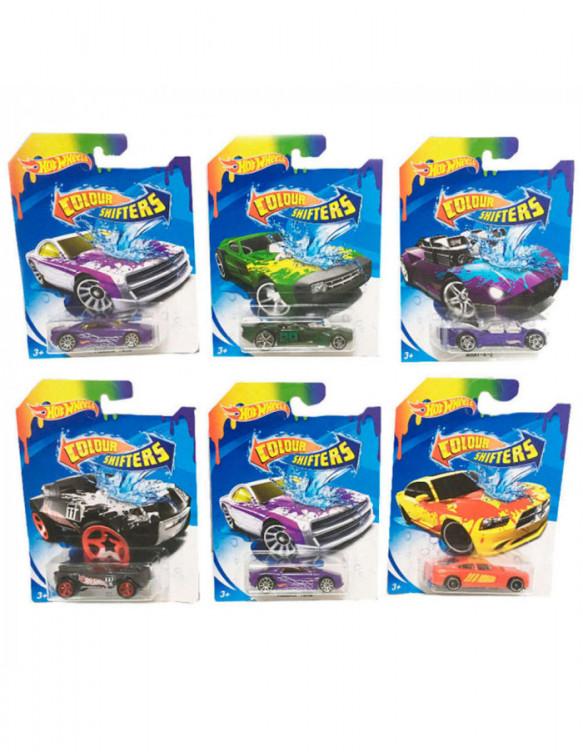 Hot Wheels Color Shifter 746775345716