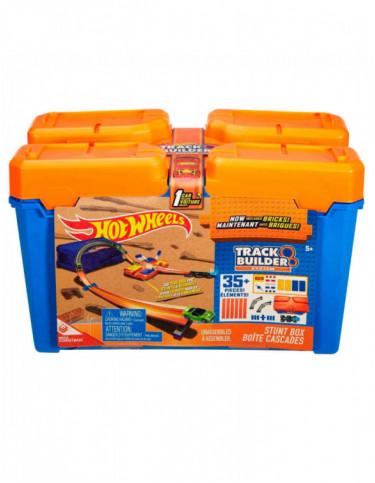 Hot Wheels Caja de Acrobacias 887961560633