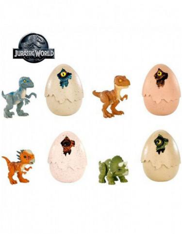 Jurassic World Huevos Sorpresa