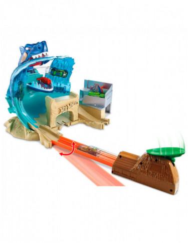 Hot Wheels Tiburón Megadestrución 887961585926
