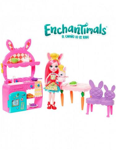Enchantimals Cocina Divertida 887961625738