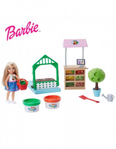 Barbie Chelsea y su Huerto 887961626087