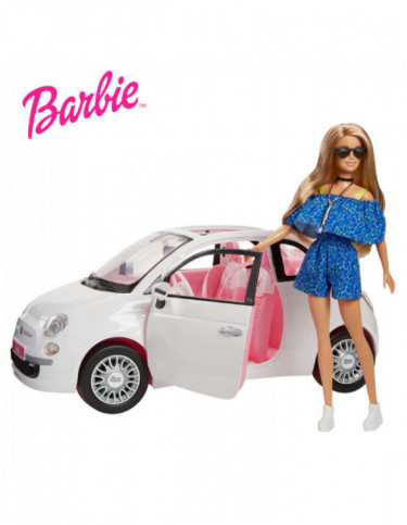 Barbie Fiat Blanco 887961665321