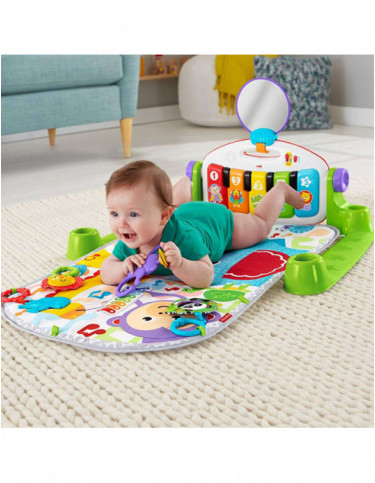 Gimnasio Piano Pataditas Fisher Price 887961682311