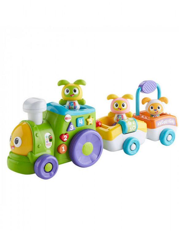 Tren de Robi y sus Amigos Fisher Price 887961692105