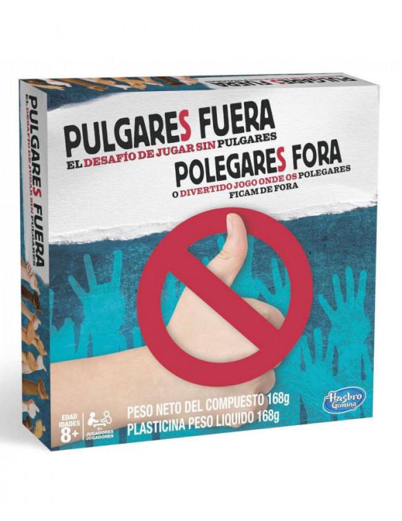 Pulgares Fuera 5010993451104