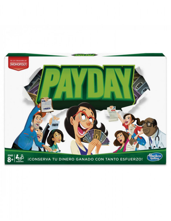 Monopoly Payday 5010993466870
