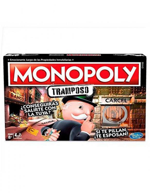 Monopoly Tramposo 5010993511099