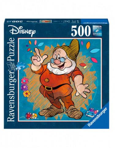 Enanito Sabio Puzzle 500pz