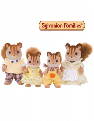 Sylvanian Familia Ardillas de la Nuez 5054131041727