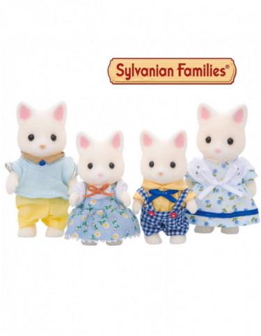 Sylvanian Familia Gatos de Seda 5054131041758
