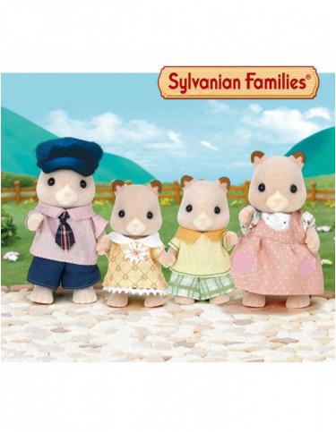Sylvania Familia Hámsters 5054131051214