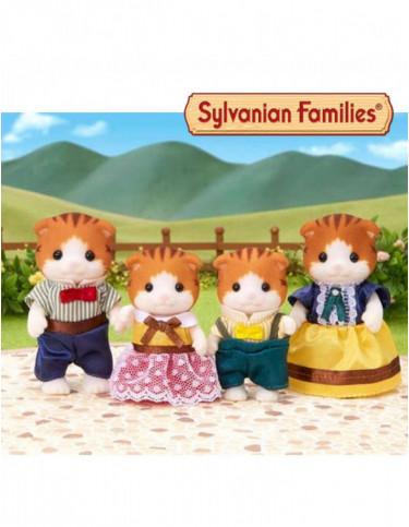 Sylvanian Familia Gatos Maple 5054131052907