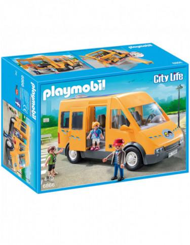 Playmobil Autobús Escolar 4008789068668